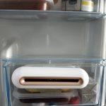 Best & First * EraClean Refrigerator Freezer Deodorizer Ozone Odor Eliminator Sterilizer Air Purifier Rechargeable Reusable photo review