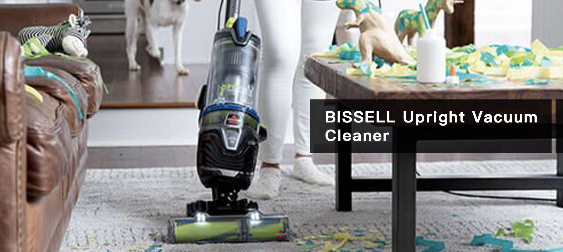 BISSELL Upright Vacuum Cleaner