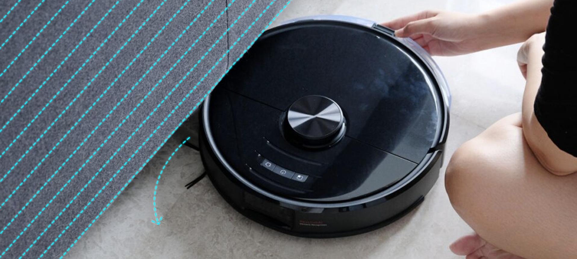Roborock S6 Max vacuum
