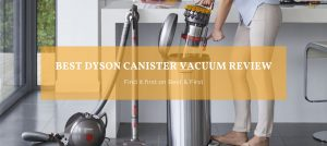 Best Dyson Canister Vacuum of 2021 Reviews