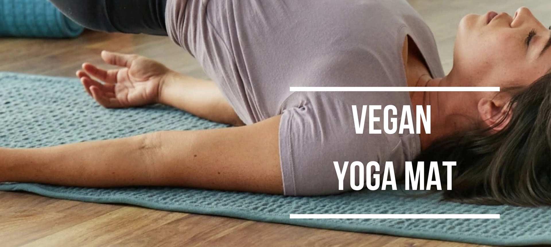 Best Vegan Yoga Mat