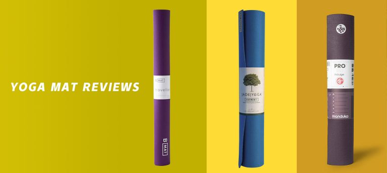 Yoga Mat Reviews 2021, Best Yoga Mats for the Home or Gym