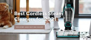 10 Best Cordless Steam Cleaners for 2021